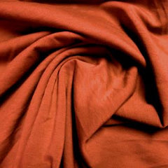 Pumpkin Spice Bamboo Stretch Fleece