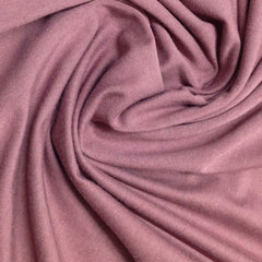 Rose Brown Tencel/Organic Cotton/Spandex Jersey
