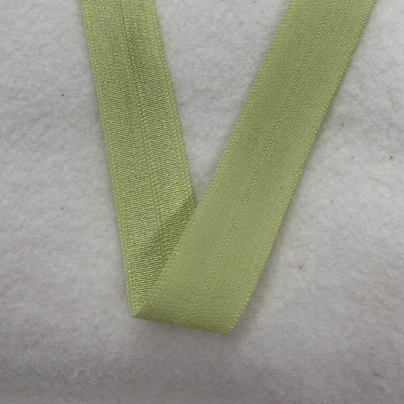 "5/8"" Shiny Fold Over Elastic-Ceylon"