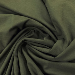 Smith Green Rayon/Spandex Jersey