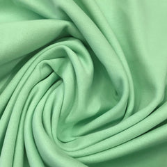 Spring Green Cotton Interlock