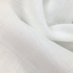 White Bamboo Gauze-Swaddle