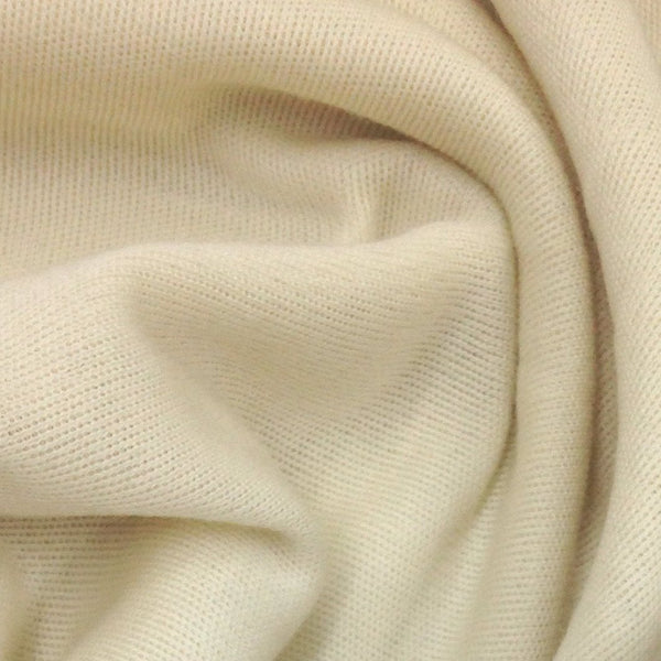 100% Merino Wool Interlock - Feltable, $29.50/yd - 25 yards