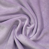 Wisteria Cotton Velour