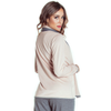 yoga cardigan white