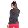 long sleeve workout shirts womens