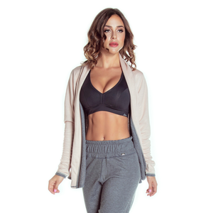 yoga wrap cardigan