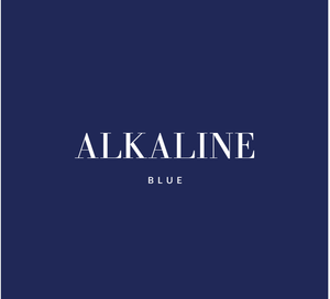 Alkaline Blue Alkaline Water Bottle