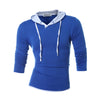 Men's Breathable Pull Over Hoodie