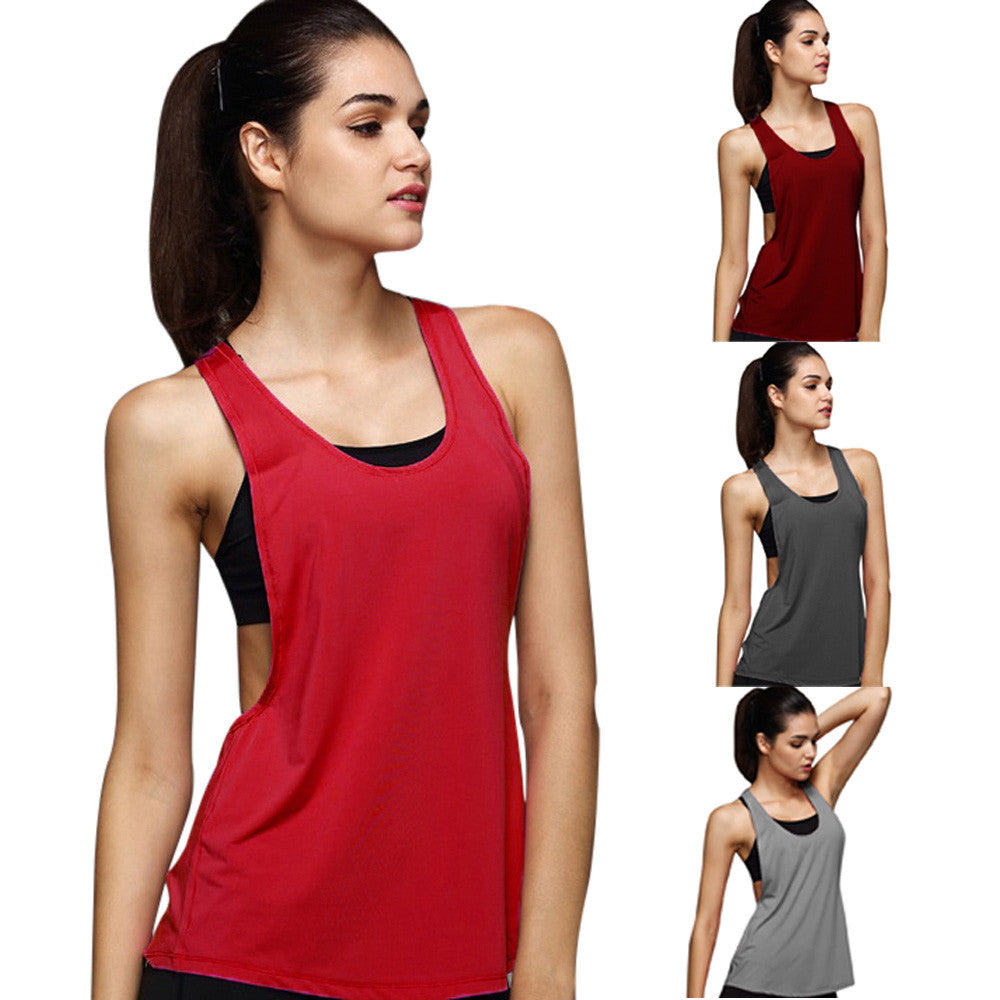 Summer 2018 Women's Dry Fit Tank Top
