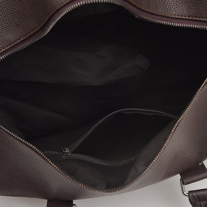 Leather Weekend Bag - Lining