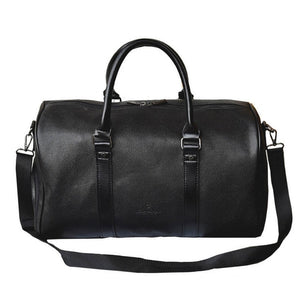 Best Leather Duffle Bag - Strap