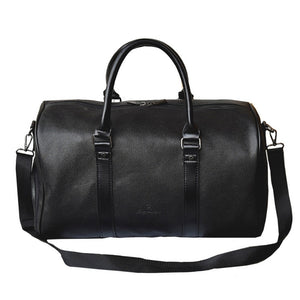 Best Leather Duffle Bag - Black