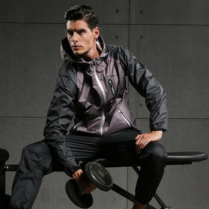 Sauna Suit | Mens Designer Sweat Suits | Best Sauna Suit