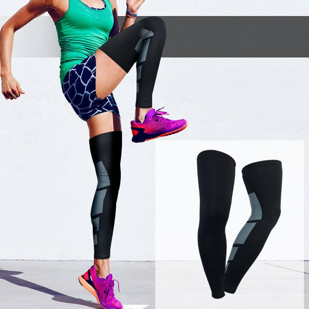 Long Leg Knee Sleeves Protector