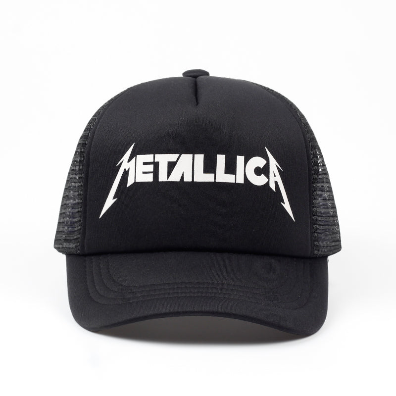 Metallica Trucker Hat - Main