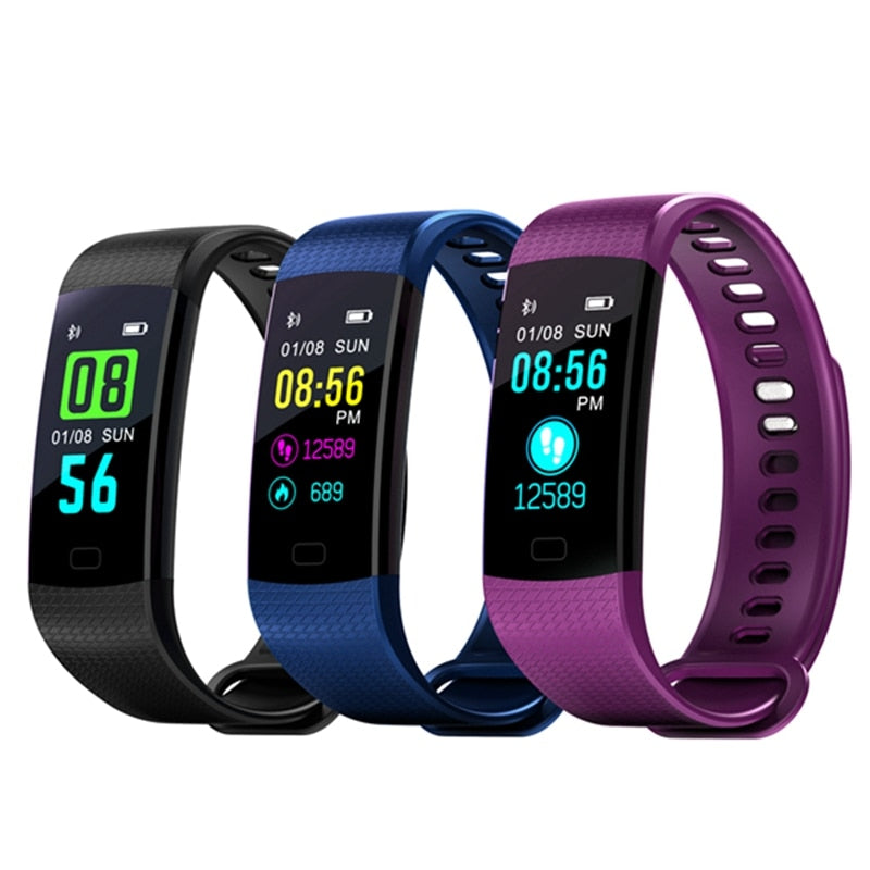 2018 LED Digital Smart Wristband's