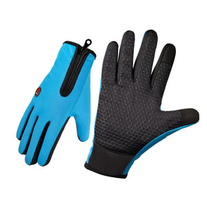 Windproof Full Finger Ski Riding Cycling Sports Gloves