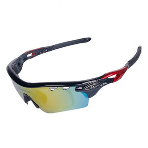Deemount Cycling Glasses Sports UV Protection Outdoor Sunglasses Cycling Cycling Goggles