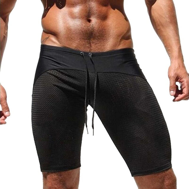 Summer 2018 Men's Slim Fit Shorts