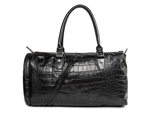 Alligator Duffel Bag