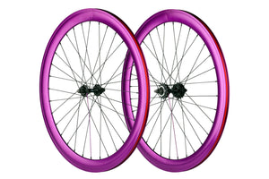 Pure Fix 700C 40mm Wheelset