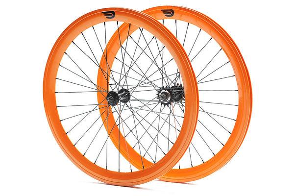 650C 45mm Micro Wheelset