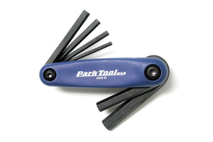 Folding Hex Wrench Set 3-10mm