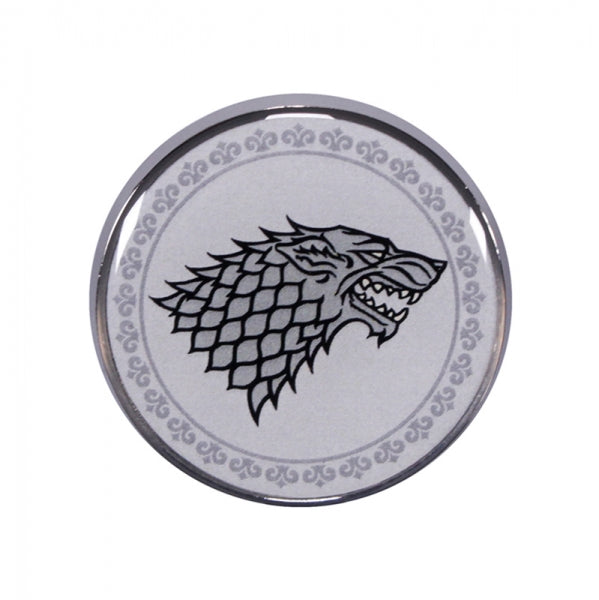 Badge Game of Thrones Stark