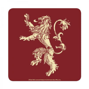Sous-verre Game of Thrones Lannister