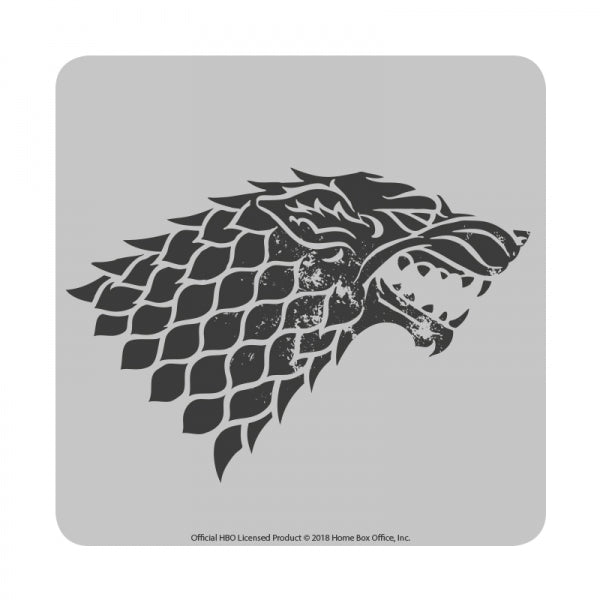 Sous-verre Game of Thrones Stark