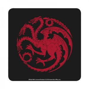 Sous-verre Game of Thrones Targaryen