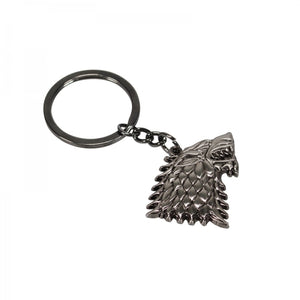 Porte clés Game of Thrones Stark