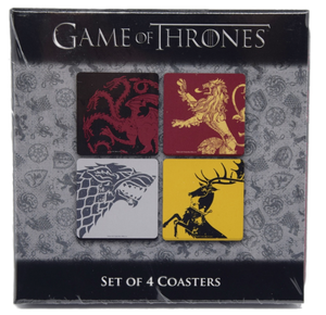 Sous-verres Game of Thrones