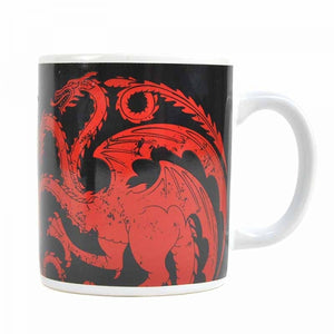Mug Game of Thrones maison Targaryen
