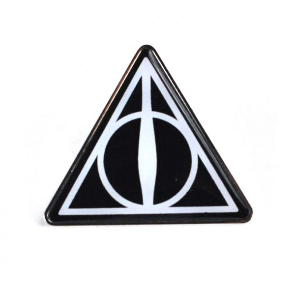 Badge Harry Potter Deathly Hallows