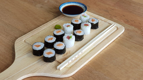 Cookut SOOSHI Les Sushis faciles