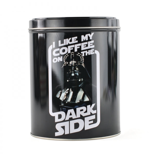 Boite métal STAR WARS Coffee on the Dark side