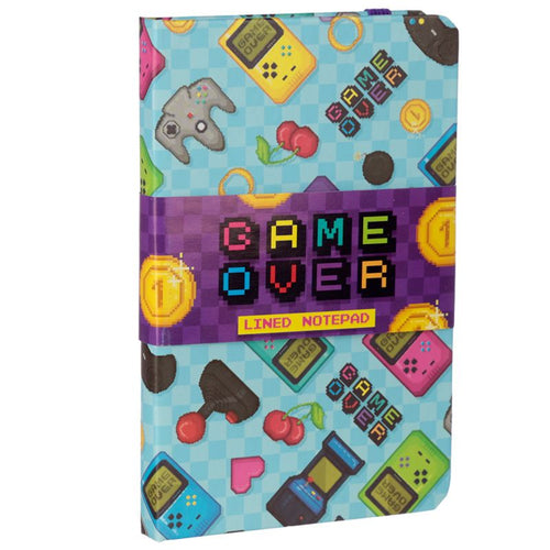 Petit carnet de notes Game Over