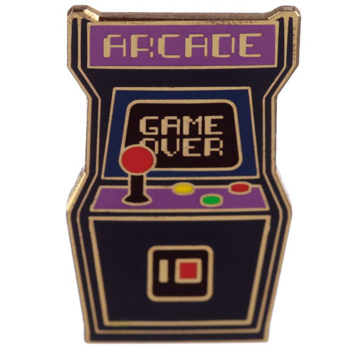 Pin's Game Over arcade