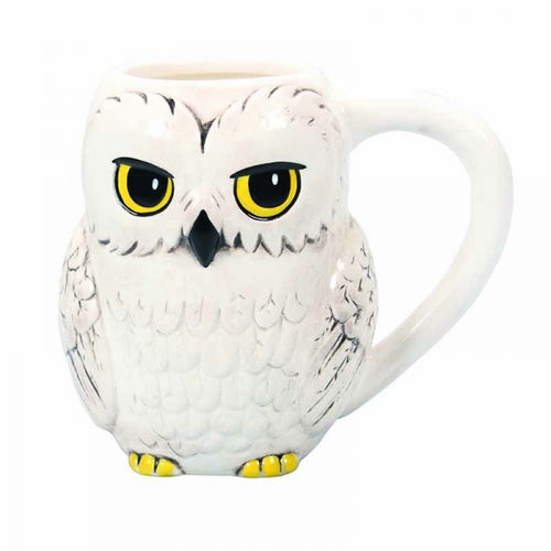 Mug 3D Harry Potter Hedwig