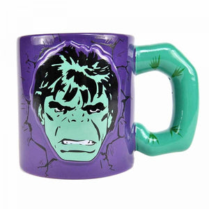 Mug Marvel Hulk relief