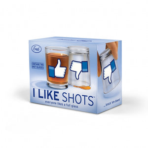 I LIKE SHOTS verres à shot