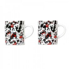 Charger l'image dans la galerie, Set de 2 Mini Mugs Mickey Mouse