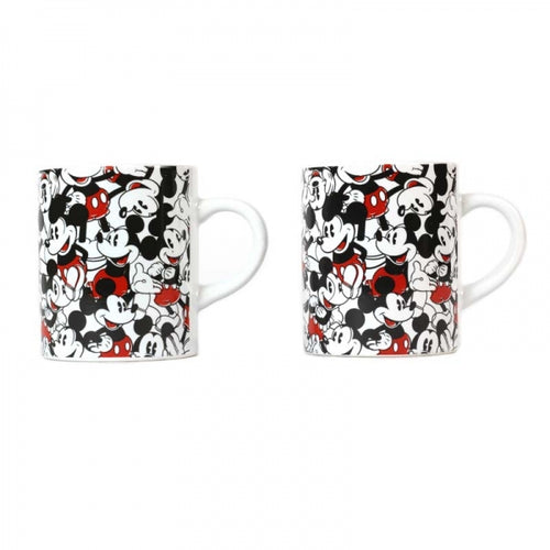 Set de 2 Mini Mugs Mickey Mouse