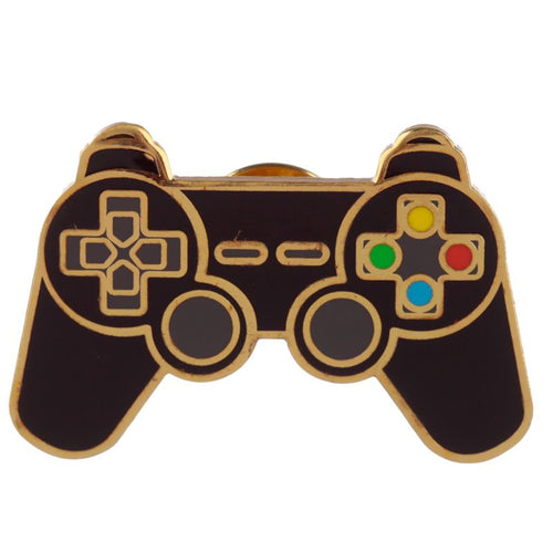 Pin's Game Over manette