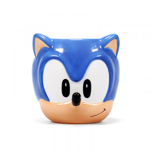 Mug en 3D Sonic the Hedgehog