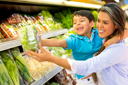 Are There Significant Benefits To Buying Organic Foods For Kids?