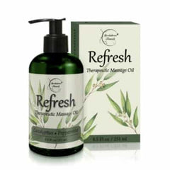 Brookethorne Naturals Refresh Massage Oil