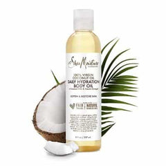Shea Moisture 100% Virgin Coconut Body Oil